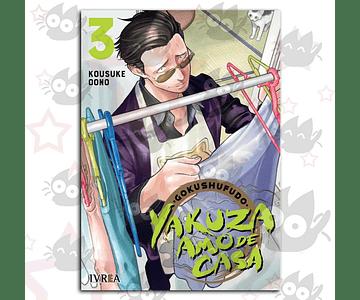 Yakuza Amo De Casa Vol. 3