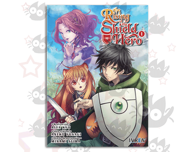 The Rising Of The Shield Hero Vol. 1