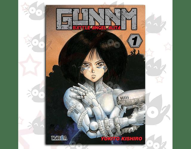 Gunnm - Battle Angel Alita Vol. 1