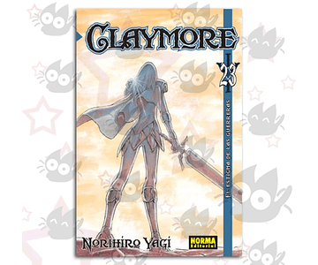 Claymore Vol. 23