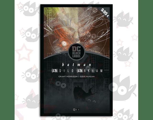 DC Black Label Pocket - Batman Asilo Arkham