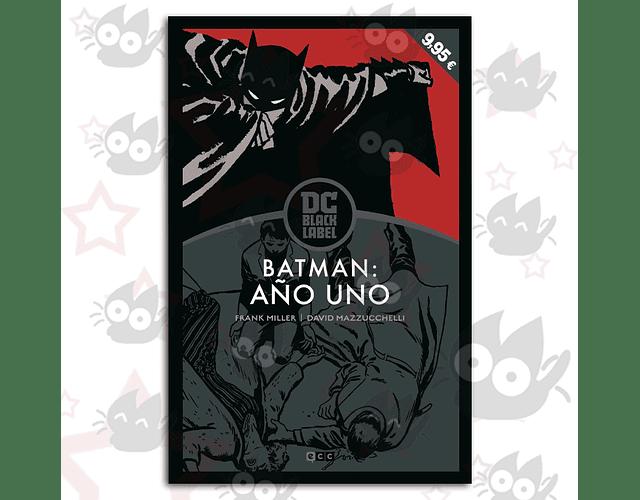 DC Black Label Pocket - Batman: Año Uno