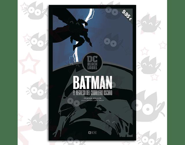 DC Black Label Pocket - Batman: El Regreso Del Caballero Oscuro