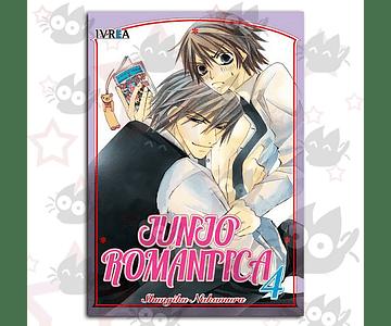 Junjou Romantica Vol. 4