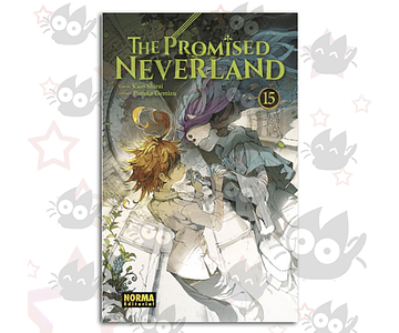 The Promised Neverland Vol. 15