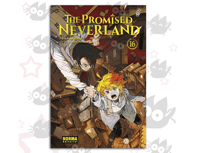 The Promised Neverland Vol. 16