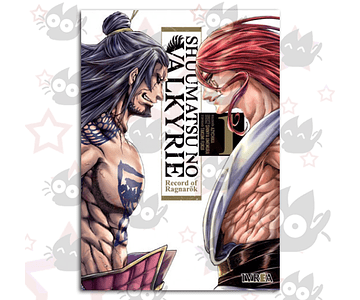 Shuumatsu No Valkyrie: Record of Ragnarök Vol. 1
