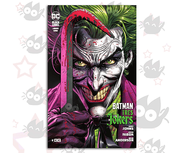 Batman: Tres Jokers Vol. 1