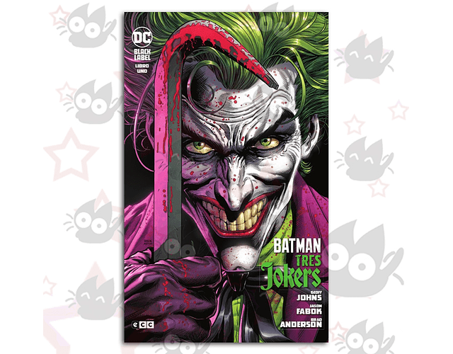 Batman: Tres Jokers Vol. 1