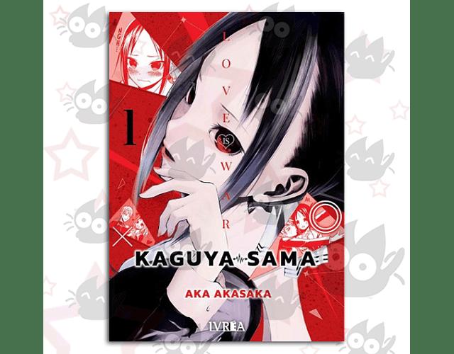 Kaguya Sama: Love Is War Vol. 1