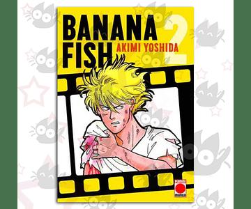 Banana Fish Vol. 2