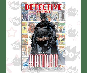 Detective Comics: 80 Años de Batman