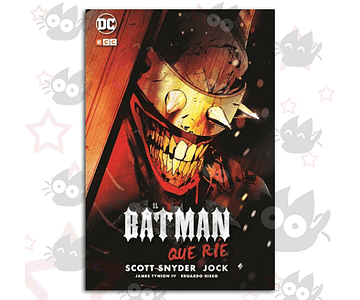 El Batman Que Ríe - Edición Integral