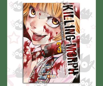 Killing Morph Vol. 3