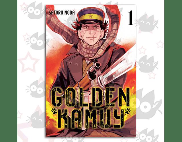 Golden Kamuy Vol. 1