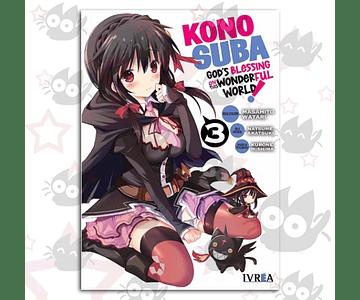 Konosuba Vol. 3