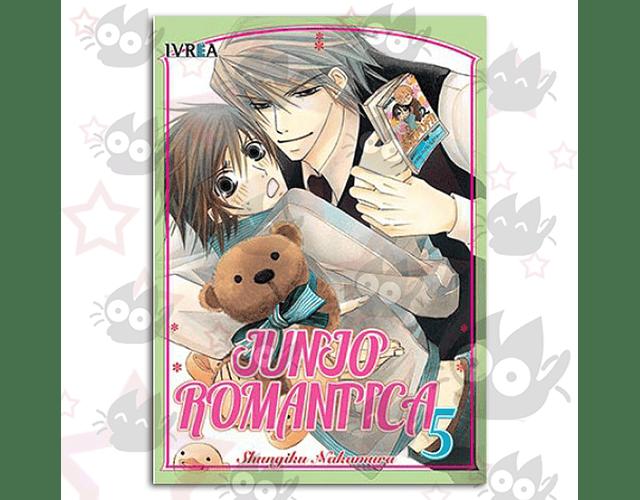 Junjou Romantica Vol. 5