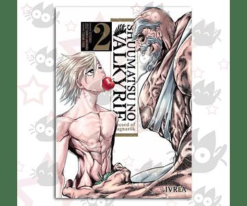 Shuumatsu No Valkyrie: Record of Ragnarök Vol. 2