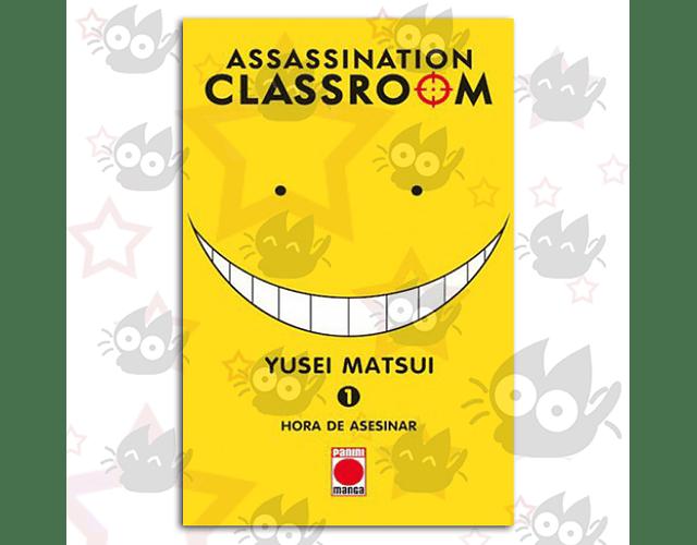 Assassination Classroom Vol. 1 - Panini España