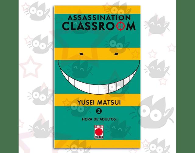 Assassination Classroom Vol. 2 - Panini España