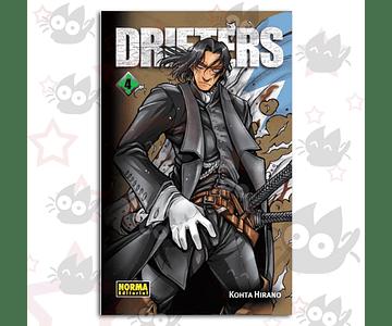 Drifters Vol. 4