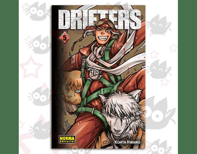 Drifters Vol. 5