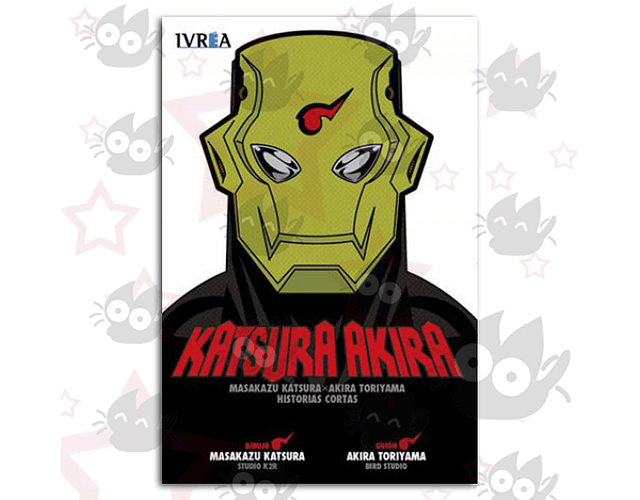 Katsura Akira - Historias Cortas