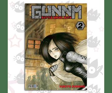 Gunnm - Battle Angel Alita Vol. 2
