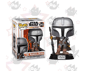 Funko Pop: The Mandalorian