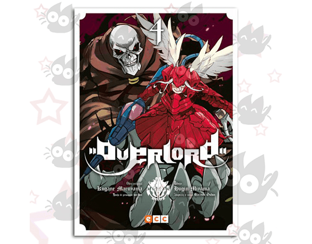 Overlord Vol. 4 - ECC