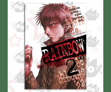 Rainbow, Los Siete de la Celda 6 Bloque 2 Vol. 2