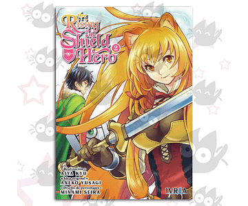 The Rising Of The Shield Hero Vol. 2