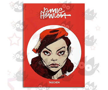 Jamie Hewlett: 40Th Anniversary