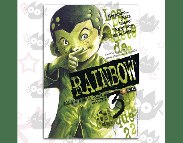 Rainbow, Los Siete de la Celda 6 Bloque 2 Vol. 3