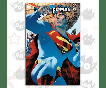 Superman Num. 100 / 21 - Portada Especial Acetato. Edicion Limitada