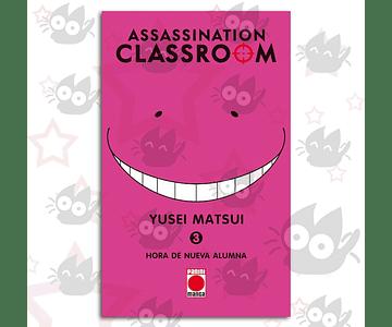 Assassination Classroom Vol. 3 - Panini España