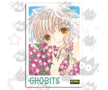 Chobits - Edición Integral Vol. 2