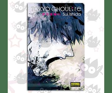 Tokyo Ghoul: Re. Vol. 9 - Norma