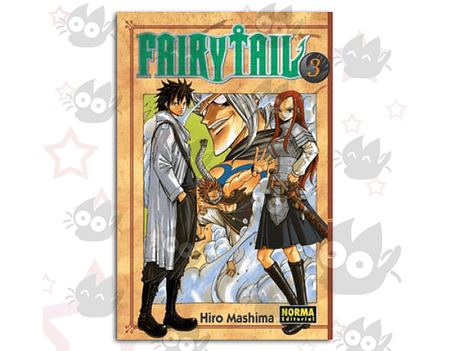 Fairy Tail Vol. 3 - Norma