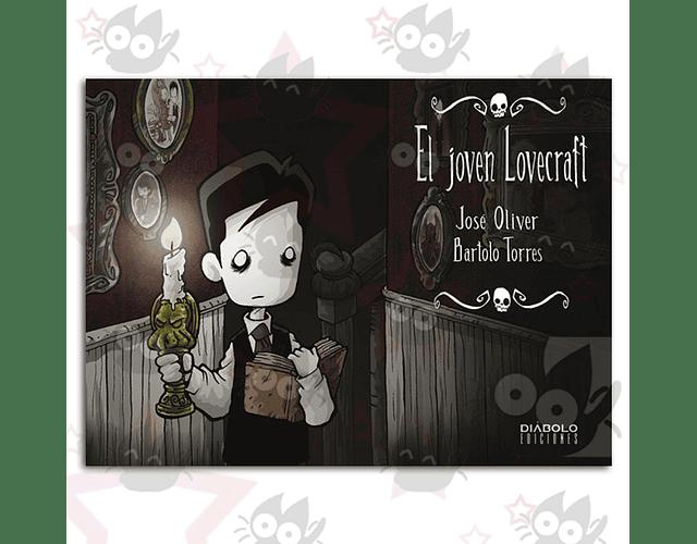 El Joven Lovecraft Vol. 4