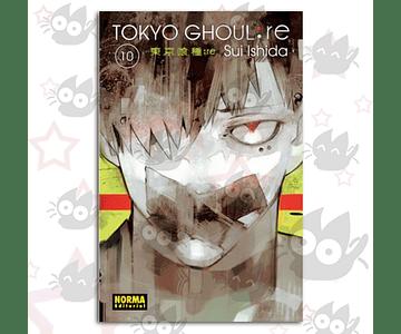 Tokyo Ghoul: Re. Vol. 10 - Norma