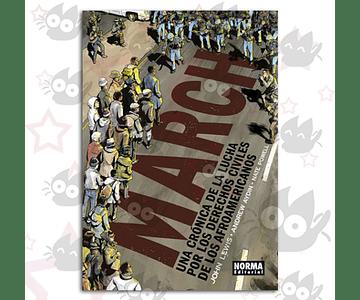 March: Una Crónica De La Lucha Por Los Derechos Civiles Afroamericanos