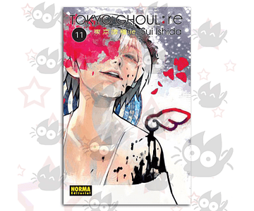 Tokyo Ghoul: Re. Vol. 11 - Norma