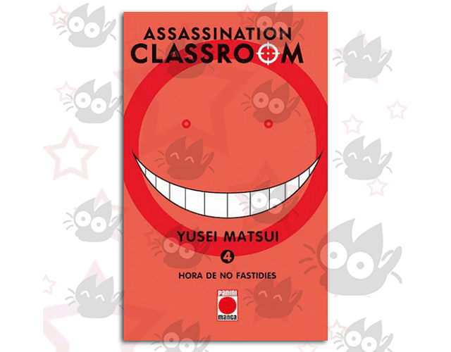Assassination Classroom Vol. 4 - Panini España