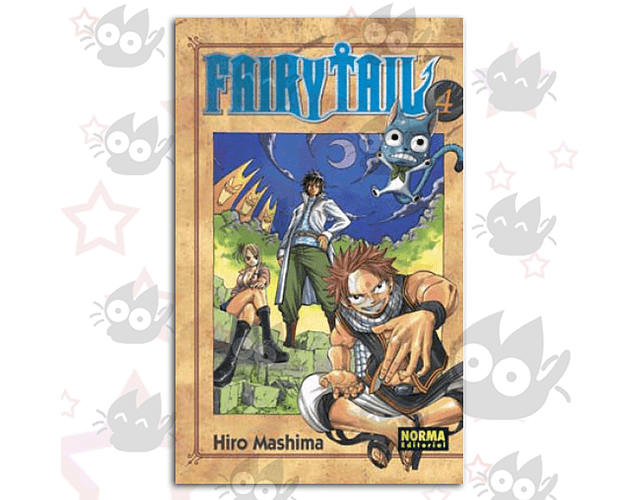 Fairy Tail Vol. 4 - Norma