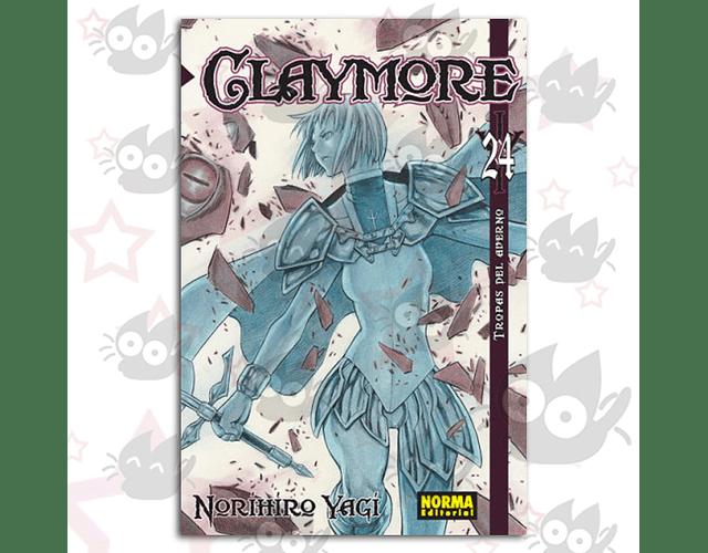 Claymore Vol. 24