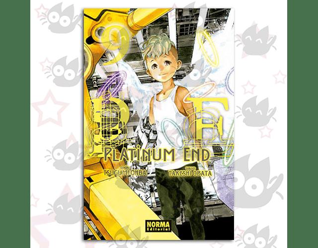 Platinum End Vol. 9 - Norma