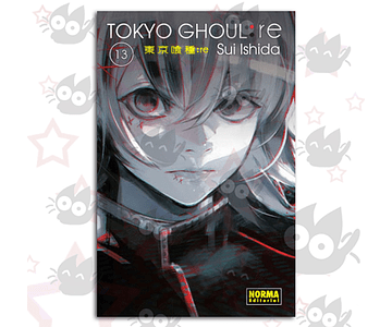 Tokyo Ghoul: Re. Vol. 13 - Norma
