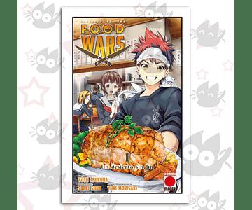 Food Wars Vol. 1  - Panini España
