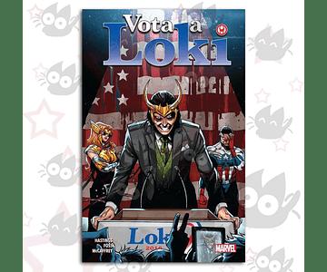 Vota a Loki, Héroes Marvel